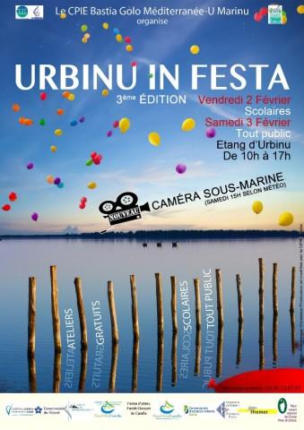 affiche Urbinu in Festa 2018